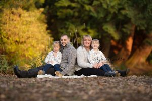 outdoors family shoot exeter