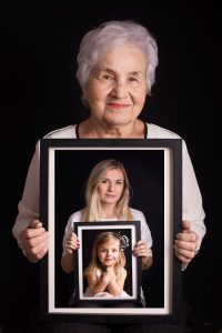 Generations mummy and me photo