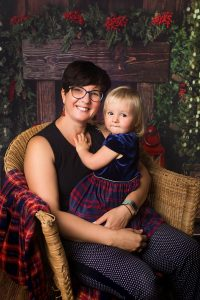 exeter photographer christmas photos