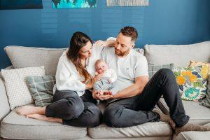natural baby photographer devon exeter