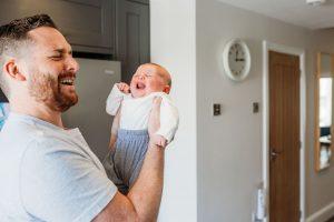 newborn photo shoot exeter